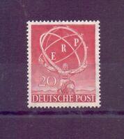 Berlin 1950 - Industrieausst. ERP - MiNr.71 postfrisch** - Michel 100,00 € (532)