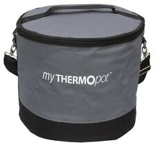 MYTHERMOPOT INSULATED TRAVEL POT BAG 6L THERMAL MYTHERMOPOT CAMPING SLOW COOKER