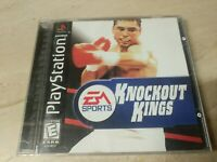 Knockout Kings PlayStation