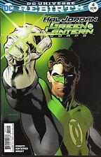 Hal Jordan and the Green Lantern Corps No.4 / 2016 DC Universe Rebirth