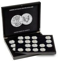 American Silver Eagles Dollar Coin Presentation Box Quality Case Free USA Post