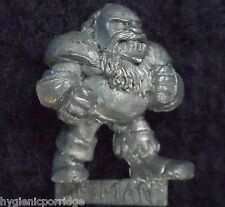 1989 nain chaos bloodbowl 2nd edition lineman citadel fantasy football Linesman