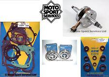 Honda CR 85 05-07 Mitaka Bottom End Engine Rebuild Kit Crank Mains Gasket Seal