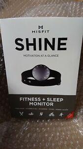 Misfit Shine Fitness & Sleep Monitor *GRAY*NO CHARGING FASTP&P
