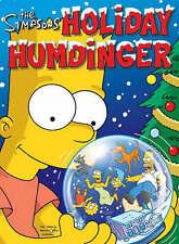 The Simpsons Holiday Humdinger, Groening, Matt, Good Book