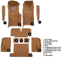 1971 - 1975 Corvette C3 Complete Carpet Set (Cutpile)