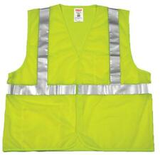 Tingley 4X/5X Large Fluorescent Yellow Green, Safety Vest, V70622.4X-5X