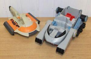 ThunderCats - ThunderClaw & ThunderTank - LJN - vehicles