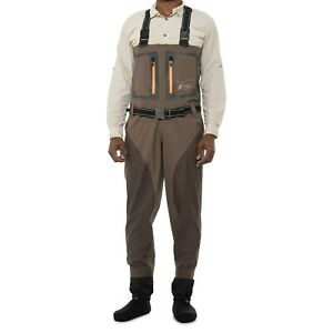 Frogg Toggs Pilot II Breathable Stockingfoot Chest Waders w/ Wading Belt Size XL