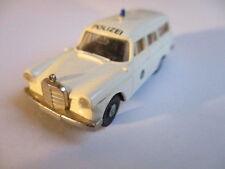 Auto-& Verkehrsmodelle mit Polizei-Fahrzeugtyp aus Kunststoff für Mercedes