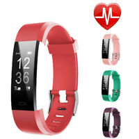 SPORTS FITNESS ACTIVITY TRACKER SMART WATCH STEP CALORIE DISTANCE FITBIT TYPE