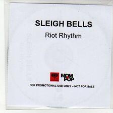 (EQ161) Sleigh Bells, Riot Rhythm - DJ CD