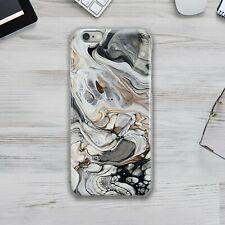 Stone Granite Marble iPhone 11 Silicone Cover Case iPhone 6s 7 8 Plus XR XS Max