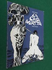 GUIDO CREPAX - LA CASA MATTA Ed.Wilson (1978) Suppl. Nuova Cronaca Vera Fumetti