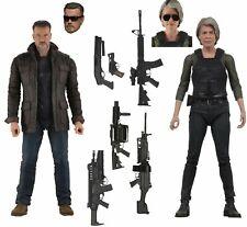 "Terminator Dark Fate T-800 7"" Action Figure by NECA"