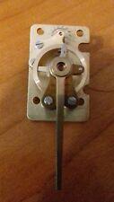 Horloge pendule ancienne porte échappement