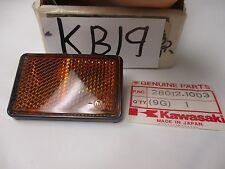 NOS Kawasaki KZ550 KZ750 KZ1000 KZ1300 Front Reflector 28012-1003