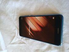 Téléphone Portable Factice - Huawei P10  Dos bleu métallisé