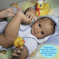 Reborn Doll Kit Tyler by Shelley Halperin ~ REBORN DOLL SUPPLIES