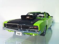 Franklin.Danbury Mint Dodge Charger Hemi Pro Street Dragster Hot Rod MOPAR 1:24