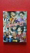 Album Calciatori Panini 2005 06 set completo figurine aggiornamenti edicola