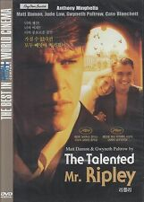 The Talented Mr. Ripley All Region New Dvd