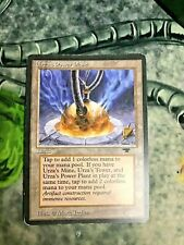 Urza's Power Plant - Magic the Gathering MTG Antiquities Sphere heavy play