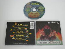 HALLOWEEN/THE TIME OF THE OATHRAW POWER RAW CD 109+GAS0000109 RAW ACC CD ALBUM