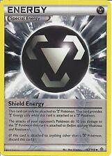 POKEMON CARD XY PRIMAL CLASH - SHIELD ENERGY 143/160 REV HOLO - TRAINER