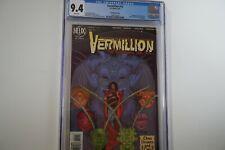 Vermillion #12 Recalled Comic CGC 9.4