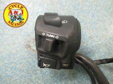2001-2006 Honda CBR 600 F4i, left bar switch, signal, light switch, GUARANTEED
