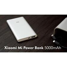 XIAOMI Mi POWER BANK 2 5000mAh COMPATIBILE SAMSUNG APPLE HUAWEI