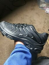 New listing Mens Black Sneakers Sz 12Sports  Athletic Shoes Jogging Work Out  Might fit 11.5
