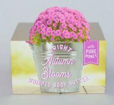 NEW BATH BODY WORKS BRIGHT AUTUMN BLOOMS WHIPPED BUTTER PURE HONEY LOTION 6.5 OZ