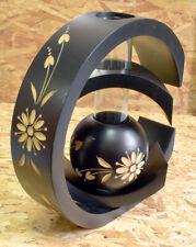 Wood vase, Made of mango wood Flower vase