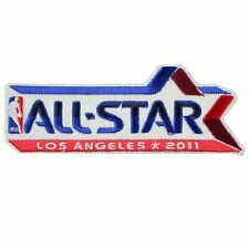 Official 2011 NBA All-star Game Jersey Patch In Los Angeles Lakers Clippers Kobe