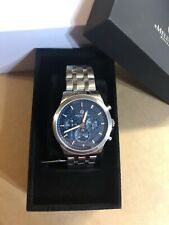 Melbourne Hawthorn Chrono Blue Dial Stainless Steel Men's Watch