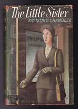 Raymond Chandler - The Little Sister - 1st/1st 1949 in Original D/W, Hamilton