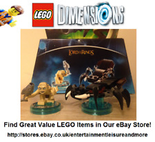 Boxed LEGO Dimensions Gollum Fun Pack 71218 - Lord Of The Rings - LOTR -