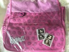Brand new With Tag Bratz Messenger Bag School Bag Satchel Shoulder Messenger Bag