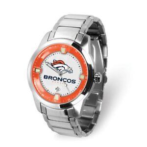 NFL Denver Broncos Men Titan Watch Style: XWM3617 $163.90