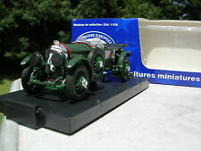 BRUMM 1/43 BENTLEY SPEED SIX N°4 1ere LE MANS 1930 Barnato/Kidston !!!