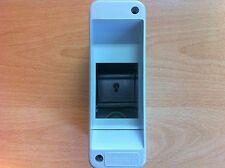 2 Module Enclosure Trip / Contactor IP40