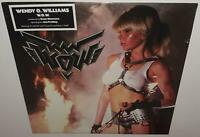 WENDY O. WILLIAMS W.O.W. (2015) BRAND NEW SEALED LIMITED EDITION VINYL LP