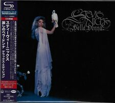 STEVIE NICKS BELLA DONNA DELUXE 3 SHM CD - 2017 JAPAN REMASTER - FLEETWOOD MAC