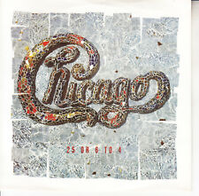 "CHICAGO 25 Or 6 To 4 PICTURE SLEEVE 7"" 45 rpm record NEW + juke box title strip"