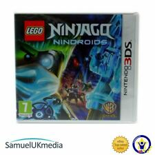 LEGO Ninjago Nindroids (Nintendo 3DS) **GREAT CONDITION**