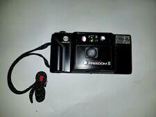 Minolta Freedom II 35mm Film Camera - Made In Japan