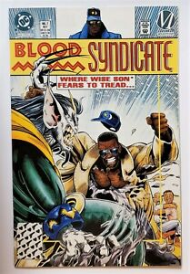 Blood Syndicate #7 (Oct 1993, DC) NM