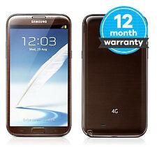 Samsung Galaxy Note II GT-N7105 - 16GB - Brown (Unlocked) Smartphone